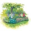 База отдыха Причал - иконка «сад» в Балахте